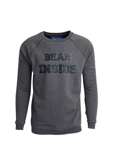 Bad Bear Sweatshirt Haki